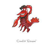 Crawfish Etoupee Photographic Print