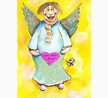 St. Valentine's Angel Unisex T-Shirt