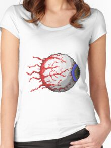 Terraria Eye of Cthulhu Women's Fitted Scoop T-Shirt