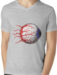 Terraria Eye of Cthulhu Mens V-Neck T-Shirt