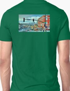 After A Snowstorm In Prescott Arizona  Unisex T-Shirt
