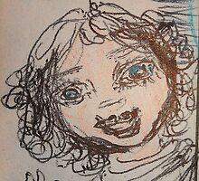 """Belle  """"The little Belle Fairie"""" by MardiGCalero"""