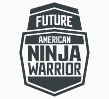 Future American Ninja Warrior by dtkindling