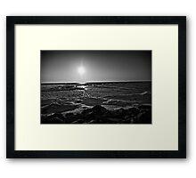 Star shine Framed Print