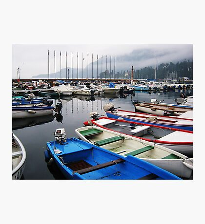 Lake Garda, Italy Photographic Print