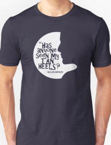 Gillian Anderson's Tan Heels T-Shirt