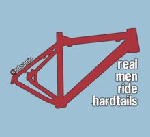 Hardtails (colour) Baby Tee
