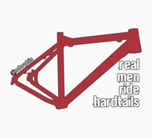 Hardtails (colour) Kids Tee