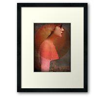 Portrait05 Framed Print