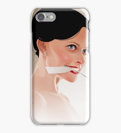 irene adler iPhone Case/Skin