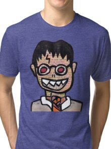 Zombie Harry Potter Tri-blend T-Shirt