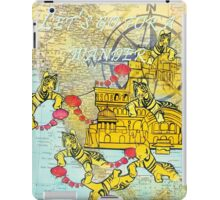Let's go for a wander iPad Case/Skin
