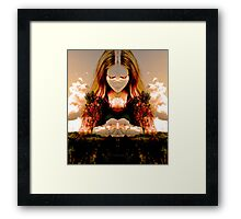 Catch Your Dreams Today Framed Print