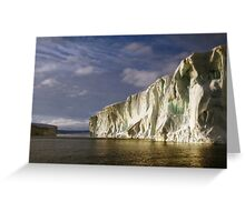 Iceberg at Cape Roget Greeting Card