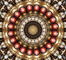 Steampunk Kaleidoscope 13 by fantasytripp