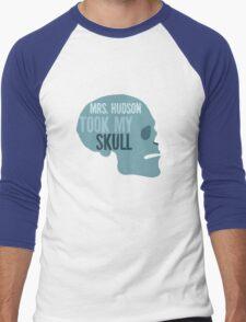 mrs. hudson took my skull Men's Baseball ¾ T-Shirt
