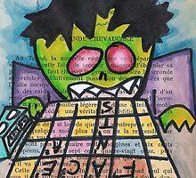 Scrabble Zombie by jerasky