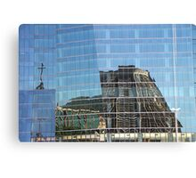 Cathedral Reflection #2, Rio de Janeiro, Brazil Canvas Print