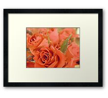Surviving the tests of time... Framed Print