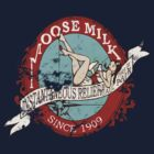 Moose Milk (Full Colour) by redpumpkinart