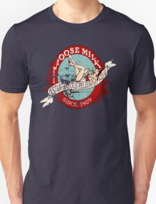 Moose Milk (Full Colour) Unisex T-Shirt