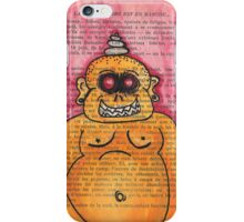 Zombie Buddha iPhone Case/Skin