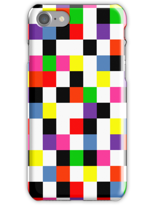 Coloured Squares by jlv-