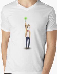 The Eleventh Mens V-Neck T-Shirt