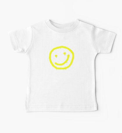 sherlock smiley Baby Tee