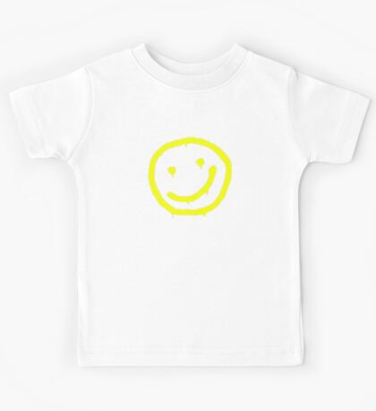 sherlock smiley Kids Tee
