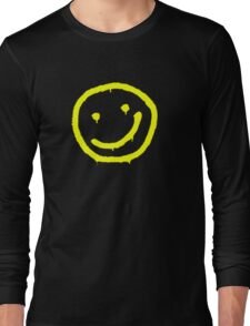 sherlock smiley Long Sleeve T-Shirt