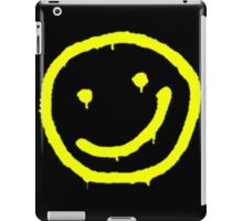 sherlock smiley iPad Case/Skin