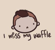 I miss my waffle by saltyblack