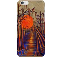 Swamp Cover iPhone Case/Skin