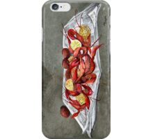 Crawfish Cover iPhone Case/Skin