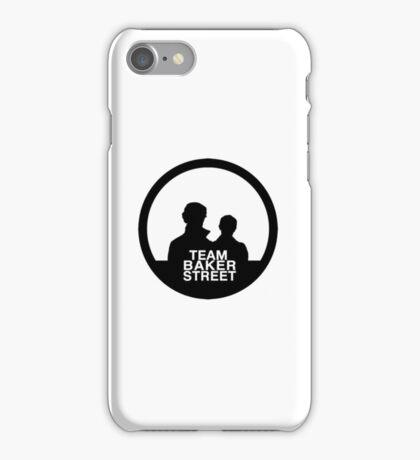 team baker street iPhone Case/Skin