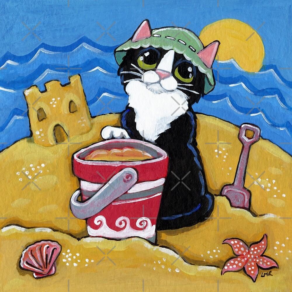 Beach Holiday by Lisa Marie Robinson