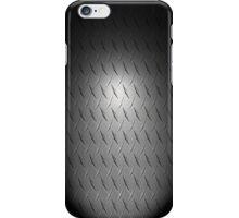 Spotlighted Diamond Plate iPhone Case/Skin