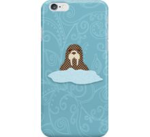 Walrus On Ice iPhone Case/Skin