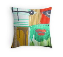 search the earth 2 Throw Pillow