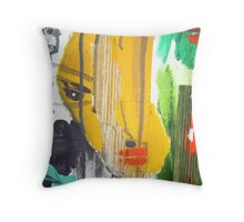 search the earth 6 Throw Pillow