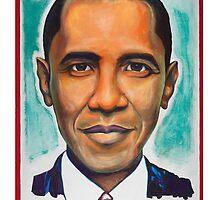 Obama by Mario Torero