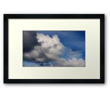 Impostor Cloud Nine Framed Print