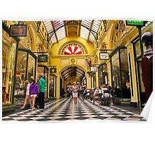 Royal Arcade Poster