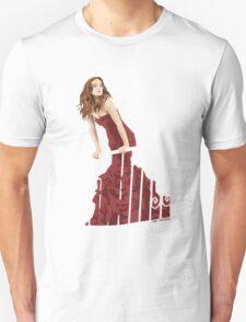 Girl On Balcony T-Shirt
