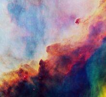 Rainbow Nebula by infiniti