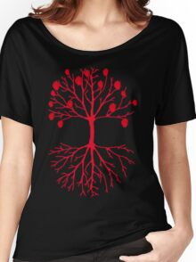 A tree that grows hearts Women's Relaxed Fit T-Shirt