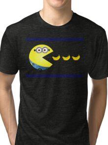 Pac-Minion Tri-blend T-Shirt