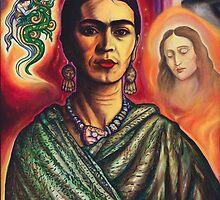 Su Frida by Mario Torero