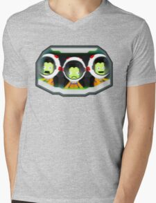 Turbulence! Kerbal Space program. Mens V-Neck T-Shirt